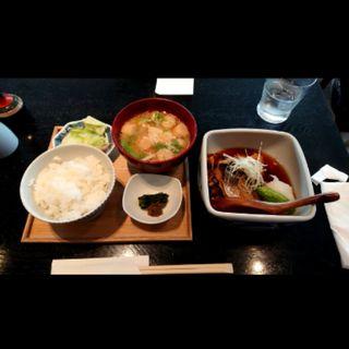 鯖と舞茸の揚げ出し(酢重ダイニング 渋谷ヒカリエ店 )