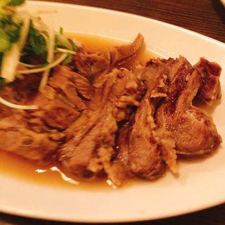 タン塩 煮付け(かっぱ 恋文横丁店)