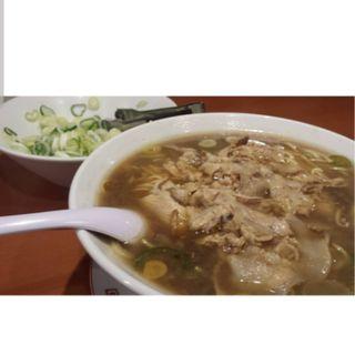 中華そば(末廣ラーメン本舗 高田馬場分店)