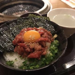 ローストビーフ丼(和 はなれ)