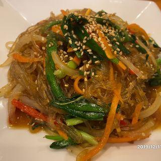 チャプチェ(韓国家庭料理 オウリム )