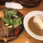 肉屋のステーキプレート(東京ブッチャーズ (ブッチャーズ))