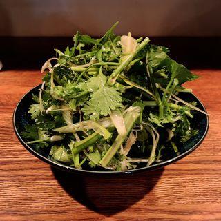 パクチーサラダ(琉球チャイニーズ TAMA (タマ))
