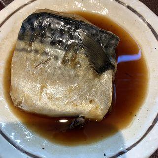 鯖の煮つけ(海鮮丼 日の出)