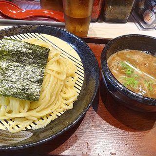 魚介とんこつつけ麺(麺処 虎ノ王 豊中店)
