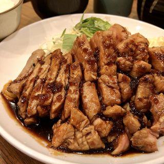 大トンテキ(豚々亭 (【旧店名:牛亭】))
