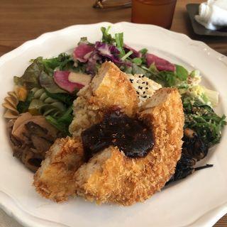 おばんざいプレート(シヴァ カフェ (Shiva Cafe))