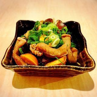 鶏もつ煮(美の庵 )