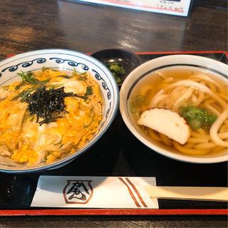 玉子丼セット(加門 )