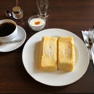 フレンチトーストセット