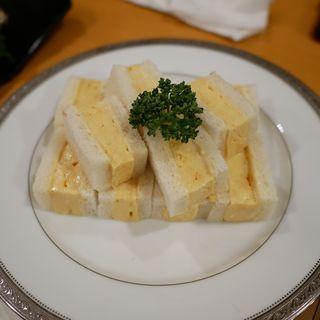 玉子サンド(天のや (AMANOYA))