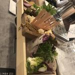 熟成牛タンのしゃぶしゃぶコース(しゃぶしゃぶれたす 神戸三宮店)