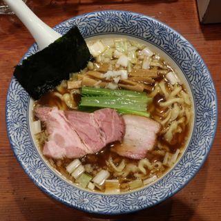 手揉み中華蕎麦(麺処 ほん田)
