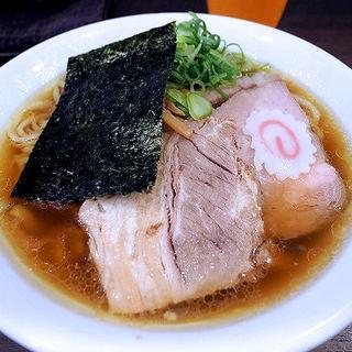 醤油ら~めん(麺や 河野)