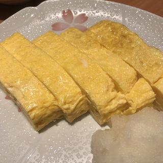 だし巻き卵(玉乃光酒蔵 大手町ビル雄町店 (たまのひかりしゅぞう))