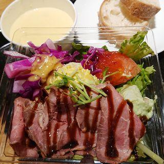 NYデリBOXセット(COFFEE & NY DELI CAFE NOLITA アトレ川崎店)