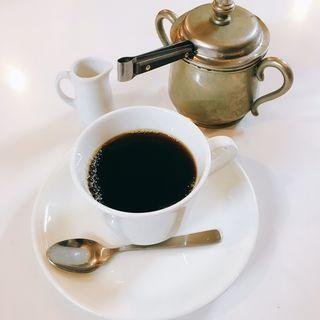 ホットコーヒー(ロージナ茶房 (ロージナサボウ))