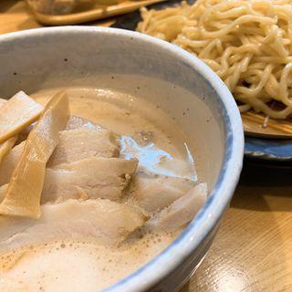 醤油つけ麺(肉つけ)(ががちゃい 中山店 )