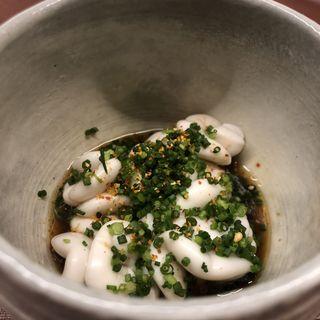 白子ポン酢(久丹)