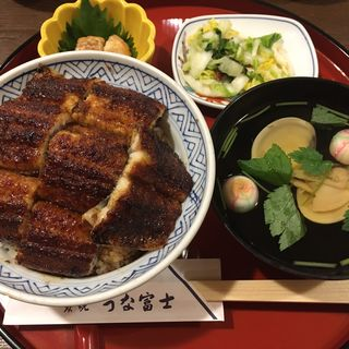 上うなぎ丼(うな富士 (うなふじ))
