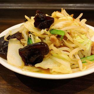 肉野菜炒め(幸楽 )