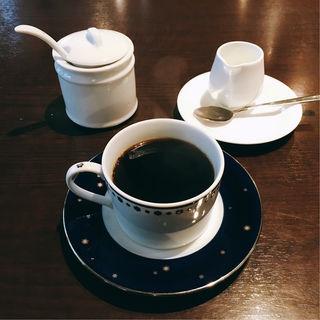 ホットコーヒー(カーサ ディ カミーノ (Casa di Camino))