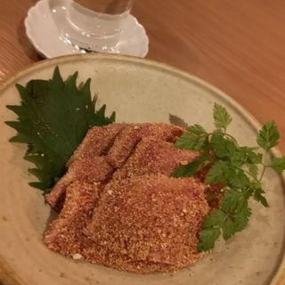 鮮魚の真砂和え(Hachi)