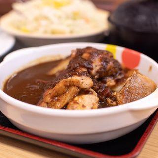 ごろごろ煮込みチキンカレー(松屋 姫路店 )