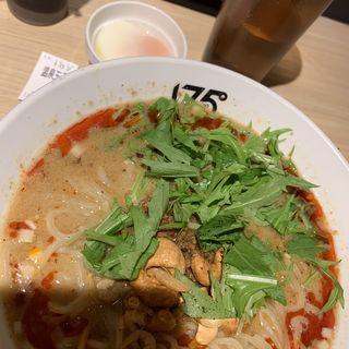 担々麺 白ごま(175°DENO担担麺GINZa)
