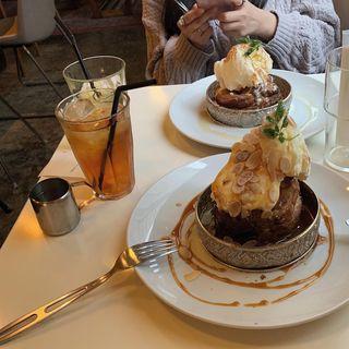 アップルパイ(ザリガニカフェ (Zarigani Cafe))