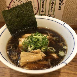 鶏だし醤油ラーメン(別邸三く 豚骨らーめん真真(マシーン))
