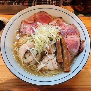 鶏そば 醤油のほうへ(コッチネッラ(Coccinella))