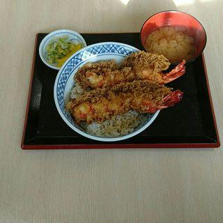 天丼(長寿庵 )