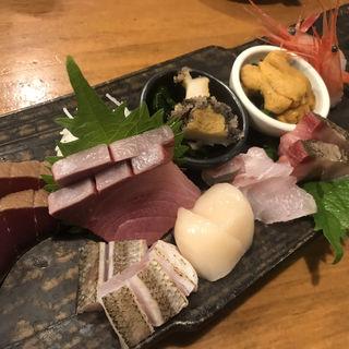 刺身盛り合わせ(一人前)(魚真 新宿店 )