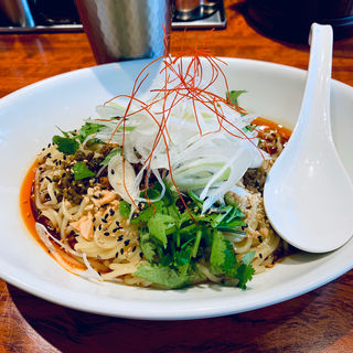 汁なし坦々麺(SHIBIRE-NOODLES 蝋燭屋)