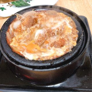 カツ煮(御食事処ときわ )