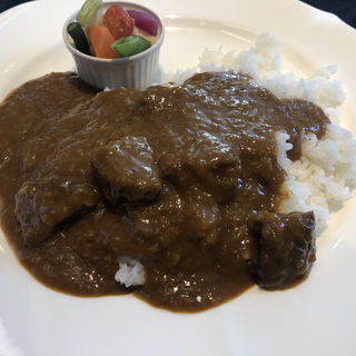 牛バラ肉のラグーカレー(レストラン ケイダンレン )