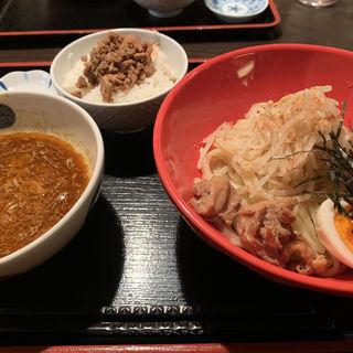 つけ麺ランチ(御〇屋 天神店 (ゴエンヤ))