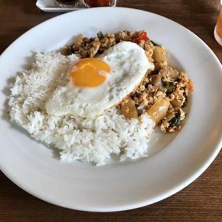 ガパオライス(coci)