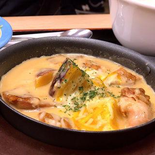シュクメルリ鍋定食(松屋 仙台五橋店 )