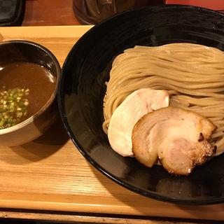 魚介鶏白湯つけ麺(並)