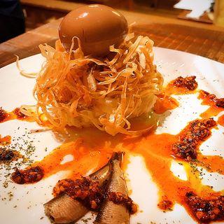 美食家のポテトサラダ(筥崎 鳩太郎商店)
