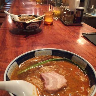 担々麺(はしご 銀座四丁目店 )