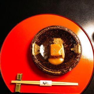 ごま豆腐(とうふ屋うかい 鷺沼店 (とうふやうかい さぎぬまてん))