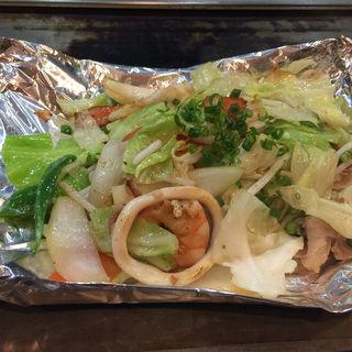 ちゃんぽん野菜焼き(このみ屋 )