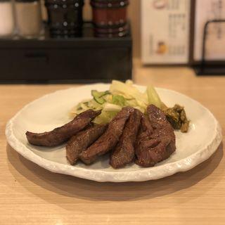 牛たん(3枚)(牛たん若 仙台駅東口店)