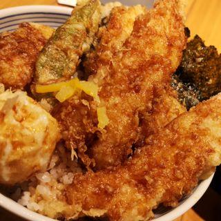 天吉丼(天吉屋 新宿店 )
