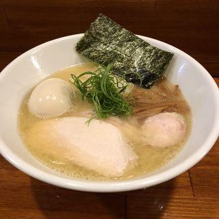 鶏とムロアジ(がふうあん )