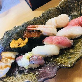 日本海Bセット(佐渡 廻転寿司 弁慶 新潟ピア万代店)