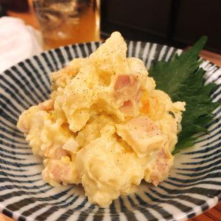 ポテトサラダ(わすれな草)